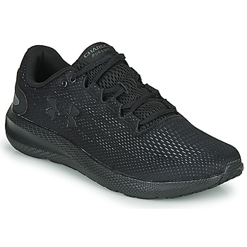 Chaussures Homme Running / trail Under Armour CHARGED PURSUIT Noir / Noir