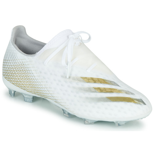 Chaussures Football adidas Performance X GHOSTED.2 FG Blanc
