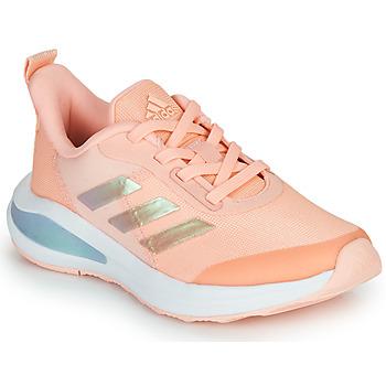 Chaussures Fille Baskets basses adidas Performance FORTARUN  K Rose