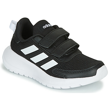 Chaussures Enfant Baskets basses adidas Performance TENSAUR RUN C Noir / Blanc