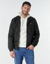 Vêtements Homme Blousons Lyle & Scott JK462VC Noir