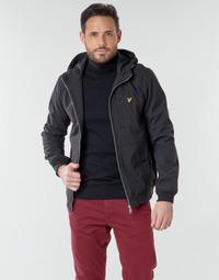 Vêtements Homme Blousons Lyle & Scott JK1214V Noir