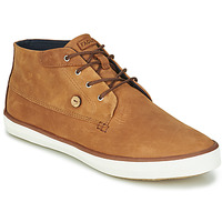 Chaussures Homme Baskets montantes Faguo WATTLE Marron