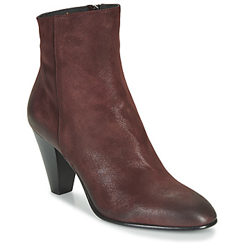Chaussures Femme Bottines Fru.it ROMA Bordeaux