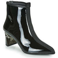 Chaussures Femme Bottines United nude LUCID MOLTEN MID Noir