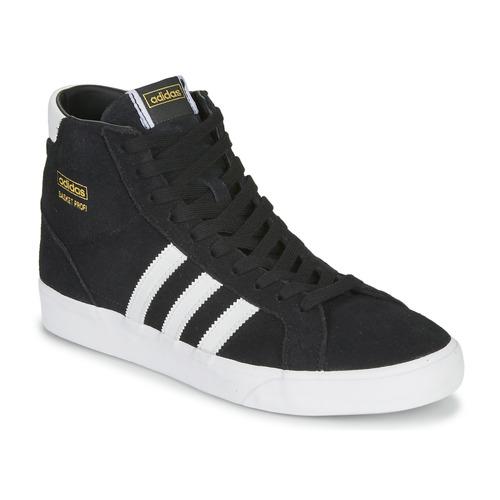 Chaussures Baskets montantes adidas Originals BASKET PROFI Noir