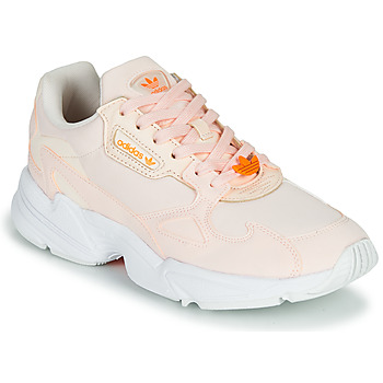 Chaussures Femme Baskets basses adidas Originals FALCON W Rose