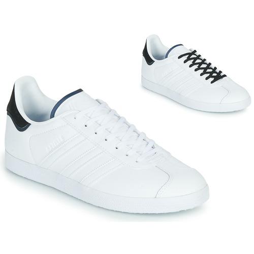 adidas original gazelle blanche