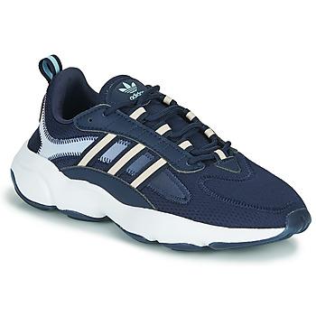 Chaussures Femme Baskets basses adidas Originals HAIWEE W Bleu / blanc