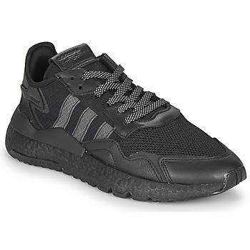 Chaussures Baskets basses adidas Originals NITE JOGGER Noir