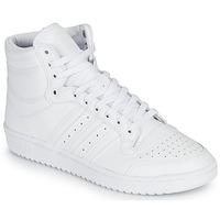 Chaussures Baskets montantes adidas Originals TOP TEN Blanc
