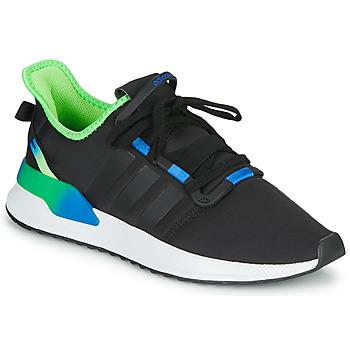 Chaussures Homme Baskets basses adidas Originals U_PATH RUN Noir / Vert