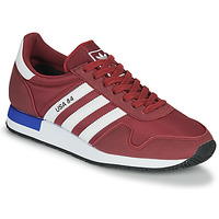 Chaussures Baskets basses adidas Originals USA 84 Bordeaux / Blanc