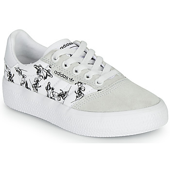 Chaussures Enfant Baskets basses adidas Originals 3MC C X DISNEY SPORT Blanc