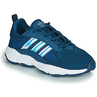 Chaussures Garçon Baskets basses adidas Originals HAIWEE J Bleu