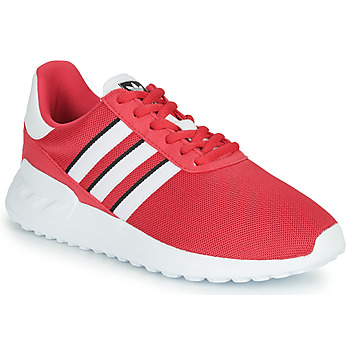 Chaussures Fille Baskets basses adidas Originals LA TRAINER LITE J Rose