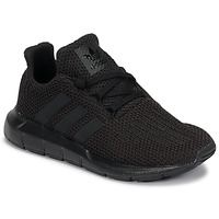 Chaussures Enfant Baskets basses adidas Originals SWIFT RUN C Noir