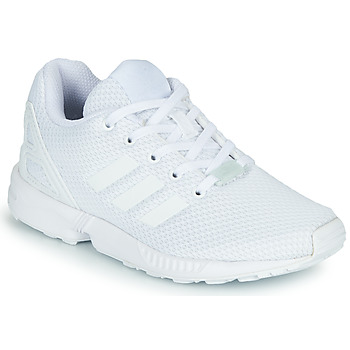 Chaussures Enfant Baskets basses adidas Originals ZX FLUX C Blanc