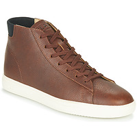 Chaussures Homme Baskets montantes Clae BRADLEY MID Marron
