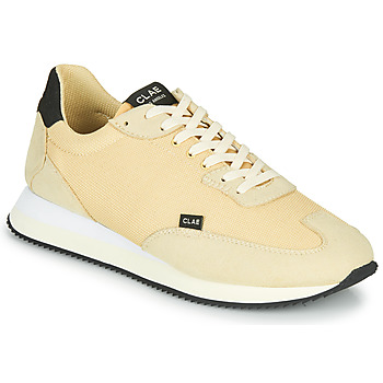 Chaussures Homme Baskets basses Clae RUNYON Beige / Gris