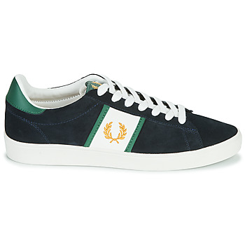 Baskets basses Fred Perry SPENCER SUEDE / TIPPING