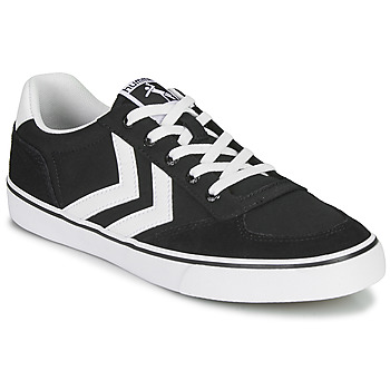 Chaussures Baskets basses Hummel STADIL LOW OGC 3.0 Noir / Blanc