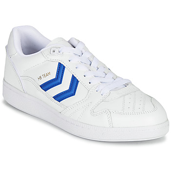 Chaussures Baskets basses Hummel HB TEAM Blanc / Bleu
