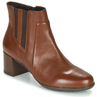 Chaussures Femme Bottines Geox NEW ANNYA MID Marron