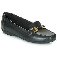 Chaussures Femme Mocassins Geox ANNYTAH MOC Noir