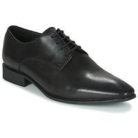 Chaussures Homme Derbies Geox UOMO HIGH LIFE Noir