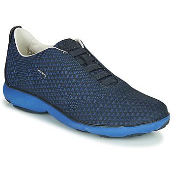 Chaussures Homme Baskets basses Geox U NEBULA E Bleu