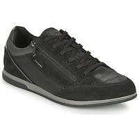 Chaussures Homme Baskets basses Geox RENAN Noir