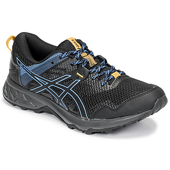 Chaussures Homme Running / trail Asics GEL-SONOMA 5 Noir / Bleu