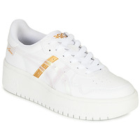 Chaussures Femme Baskets basses Asics JAPAN PLATFORM Blanc