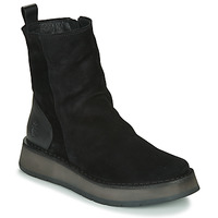 Chaussures Femme Boots Fly London RENO Noir