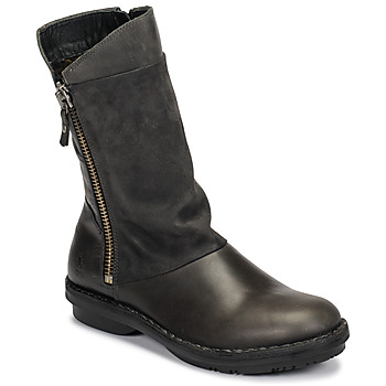 Chaussures Femme Boots Fly London FLEE Gris