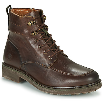 Chaussures Homme Boots Timberland OAKROCK WP MT ZIP BOOT Marron