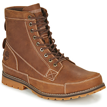 Chaussures Homme Boots Timberland ORIGINALS II LTHR 6IN BT Marron
