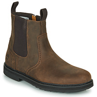 Chaussures Homme Boots Timberland SQUALL CANYON BROG WP CHL Marron