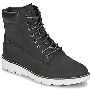 Chaussures Femme Boots Timberland KEELEY FIELD 6IN Noir