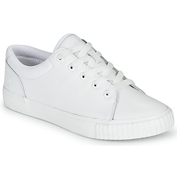 Chaussures Femme Baskets basses Timberland SKYLA BAY LEATHER OXFORD Blanc