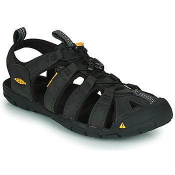 Chaussures Homme Sandales sport Keen CLEARWATER Gris / Noir