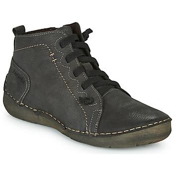 Chaussures Femme Baskets montantes Josef Seibel FERGEY 86 Gris