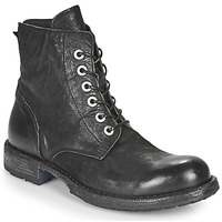 Chaussures Femme Boots Moma MALE Noir