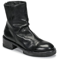 Chaussures Femme Boots Moma KING Noir