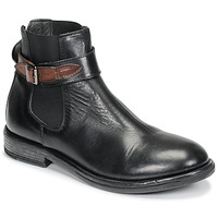Chaussures Homme Boots Moma HANCOK Noir