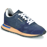 Chaussures Homme Baskets basses Moma CRAFT Bleu