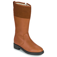 Chaussures Femme Bottes ville Kickers WATHIGH Camel