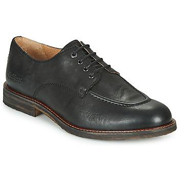 Chaussures Homme Derbies Kickers ALPHABI Noir