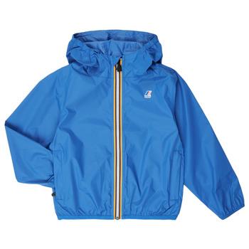 Vêtements Enfant Coupes vent K-Way LE VRAI 3.0 CLAUDE KIDS Bleu